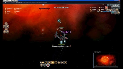 darkorbit first Sounded video