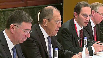 Japan: Lavrov, Motegi hold talks at G20 meeting