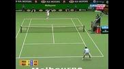 Australian Open 2007 : Федерер - Брьокман