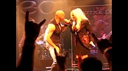 Primal Fear feat. Pamela Moore - Fighting the Darkness - Live 2010