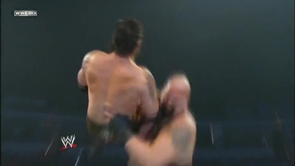 Big Show Finisher - Chokeslam