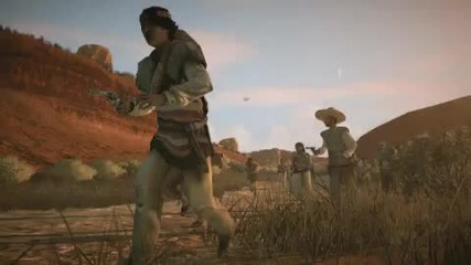 Red Dead Redemption: Gameplay Introduction