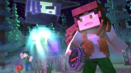 Level Up - A Minecraft Original Music Video Song