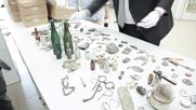 Poland: Auschwitz victims' lost possessions discovered after decades