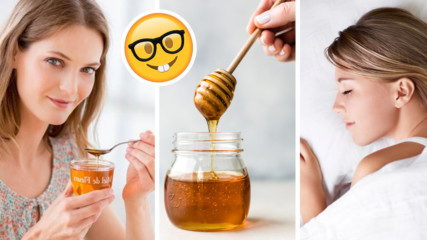 Топ 5 неочаквани ползи от хапването на мед преди лягане