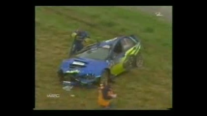 Crashes Collection Wrc Rally - Замисли Се !!!