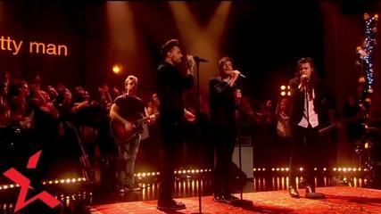 One Direction - History - На живо в Alan Carr: Chatty Man