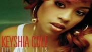 Keyshia Cole - Never ( Audio ) ft. Eve