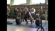 вдигане на тежести