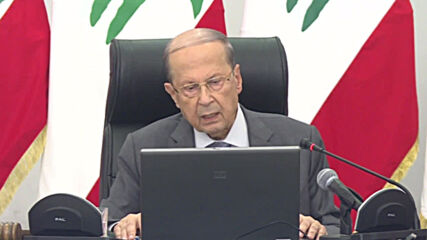 Lebanon: Pres. Aoun appeals to world for help in aftermath of Beirut blasts