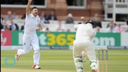 Anderson Takes 400th Test Wicket