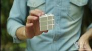 Бързо и атрактивно подреждане на кубчето на Рубик!