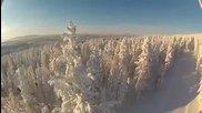 Зима в Лапландия -30