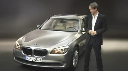 Bmw 7 Series - Design Details