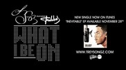 Trey Songz - What I Be On ft. Fabolous [audio]
