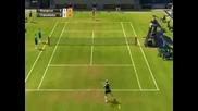 Virtua Tennis 2009 - Мария Шарапова срещу Анна Чакветадзе + Награждаването