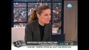 Миролюба Бенатова показа другото лице на съботния митинг в София