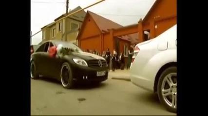 Ненормална сватба на мафиот в Русия