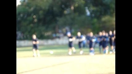 Гонзо тренира в шумен 24.09.2011