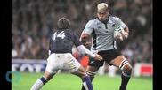 All Blacks Captain Dies -- Rugby Superstar Killed In Car Crash