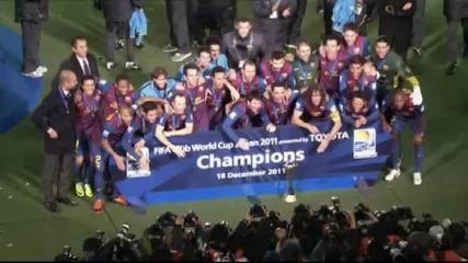 Fc Barcelona - най-великият отбор!!!