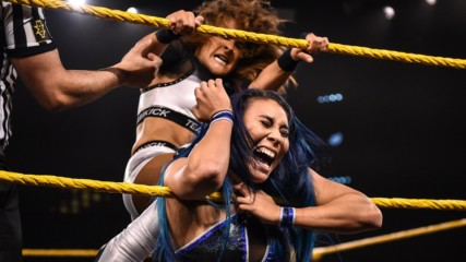 Mia Yim vs. Dakota Kai: WWE NXT, Dec. 11, 2019