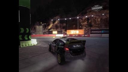 Horror Dirt Showdown Gameplay Hd