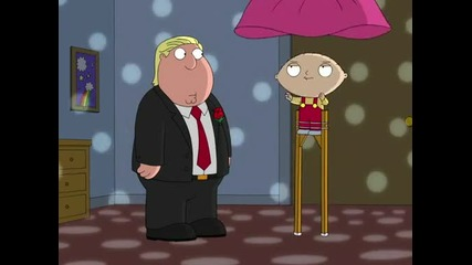 Family Guy - Down Syndrome Girl
