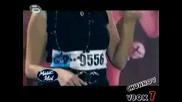 Music Idol 3 - Соня Мембреньо На Кастинга В Скопие - 06.03.2009 (music idol)