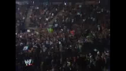 Triple H Vs King Booker At Summerslam 2007