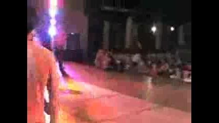 Joe Eigo - Breakdance Battle