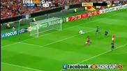 Манчестър Юнайтед стъпи на криво 1-1 с Бенфика