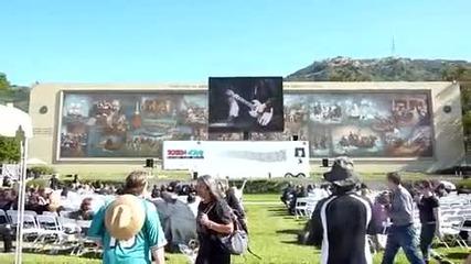 30 май 2010 : Ronnie James Dio - Memorial Los Angeles