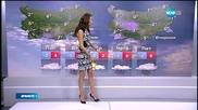Прогноза за времето (16.02.2015 - обедна)