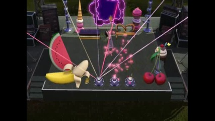 Katy Perry in Sims 3 Tommie Sunshine's Megasix Smash-up