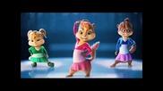 Сладко! Chipmunks Jessie J - Price tag !