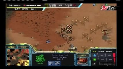 Jin Air Osl Fantasy vs Jangbi 2-set 2011-09-17 map: La Mancha