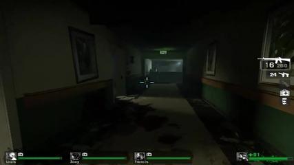 Left 4 Dead - Епизод 3 - Приключения в Болницата