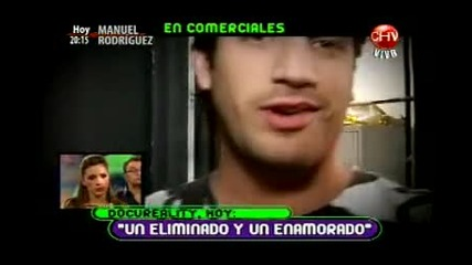 13.04.2010 Reality Show In Chile Yingo с участието на Evailo - Част 1