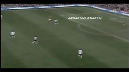 Вижте головете на Бербатов за Ман Юнайтед тази година