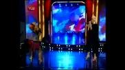 Азис Камино, Камино и Мария Петрова в Шоуто на Азис.