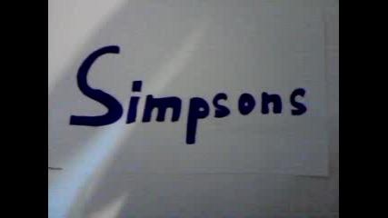 Simpsons kids