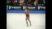Anna Bessonova - Tanc 2007 (italia)