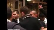 Justin Timberlake Gives The Camera Action