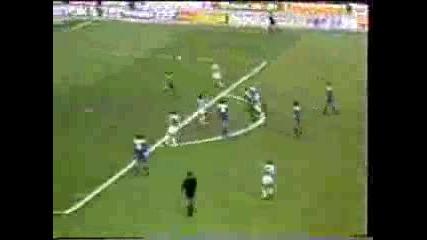 Michel Platini - Juventus Vs Boca Junior