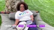 Celebs will do anything, including go nude, to get fans to vote