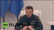 Russia: Additional unit due to arrive at flight 7K9268 crash site - EMERCOM