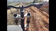 Downhill From Greben