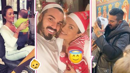 Любов, уют, семейство: Най-специалната Коледа на Златка Райкова!
