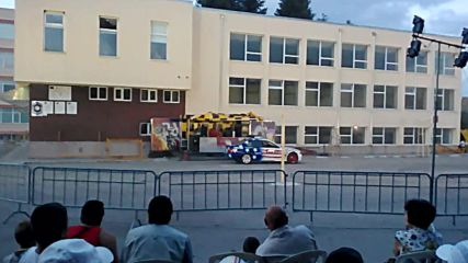 Мотор шоу полицейска академия